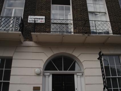 11 Montague Street