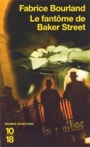 Couverture du « Fantôme de Baker Street »