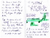 Notes pour une version du scénario du « Serpent de feu »