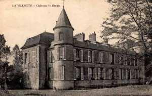 Le château du Bréau