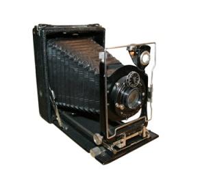Ancien appareil photo 1930