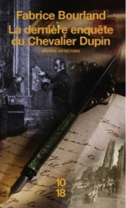 Couverture de la « La Dernière Enquête du chevalier Dupin »