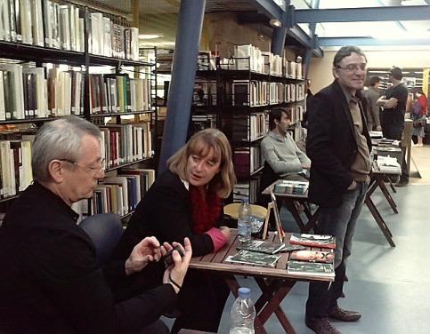 Octobre 2011 dans le cadre du Salon de l'Imaginaire du Pays d'Aix à Lambesc.