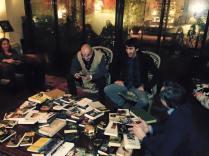 Jeudi 12 février 2015, rencontre sur le thème «Occulte et Détectives de l'étrange» organisée par Éric Poindron autour de la série des «Singleton et Trelawney». Pour en savoir plus le programme de ces soirées, rendez-vous sur: https://curiosaetc.wordpress.com.
